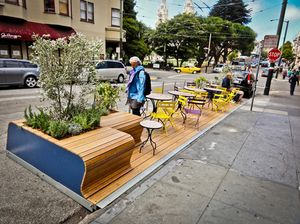 Roving reporters: Paved parklets jazzing up Nambour's CBD