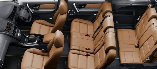 ROOM FOR SEVEN: Ford Territory Titanium luxury family transport