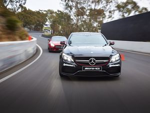 Mercedes-AMG C63 S road test and review