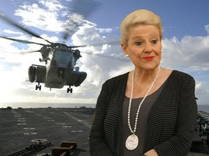Strange politics: Travelling in style with Bronwyn Bishop