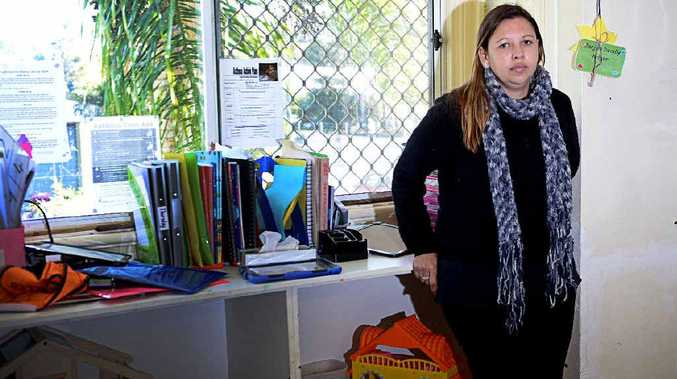Director of Jarjum Centre in Lismore, Maurita Cavanough, has had to instigate twice daily sweeps of the preschool for syringes.