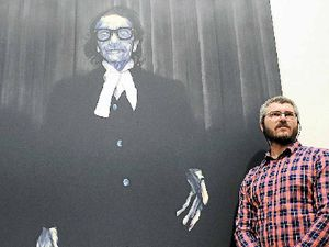 The armed robber wins Archibald Prize for portrait of lawyer