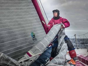 Stacey Jackson ready to sail around the world... again
