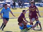 Maroons deliver Origin-like drubbing to Blues in Coffs visit