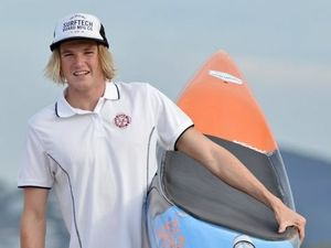 Mercer to defend paddleboarding crown again in Hawaii