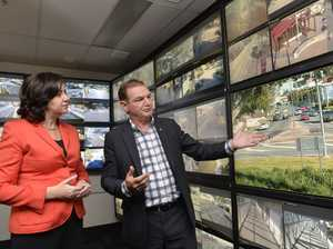Premier visits City Safe