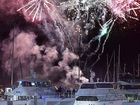Pirates parties and fireworks to celebrate Blessing of Fleet