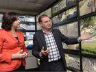 Premier visits Ipswich to overview Comms centre dispute
