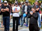 Reclaim Australia Rally in Mackay- held at Jubilee Park
