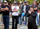 Reclaim Australia Rally in Mackay- held at Jubilee Park