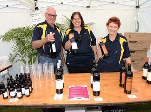 Wine and Food Day Mackay