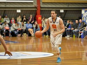 Rockhampton Rockets out of fuel at finish against Power