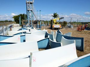 Waterslide heads to Gold Coast