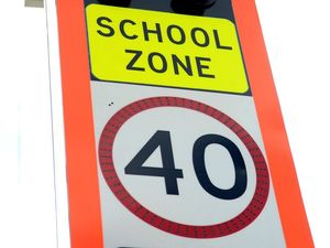 Startling number of fines given for speed in school zones