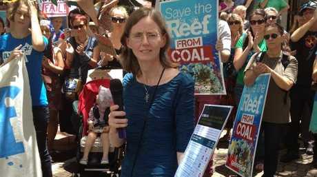 Felicity Wishart from the Australian Marine Conservation Society.