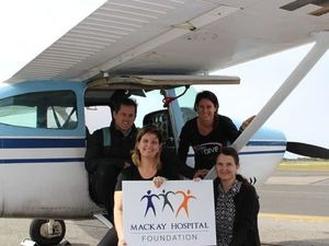 Bosses to participate in skydiving challenge for good cause
