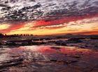 COVER IMAGE WINNER : Tamsyn Kirch Mooloolaba. Sunset Photo: John McCutcheon / Sunshine Coast Daily