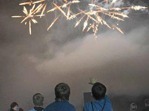 Bellingen counts down to huge firework spectacular