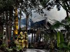Inferno destroys historic Byron Bay guesthouse in minutes