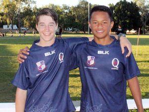 Queensland Country boys in Brisbane