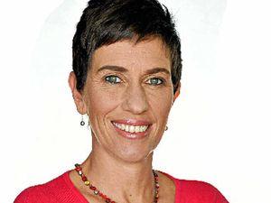 Roving reporter: Kathy keen to meet locals in Caloundra