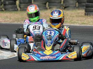 Toowoomba Kart Club returns for Greer Park track reopening