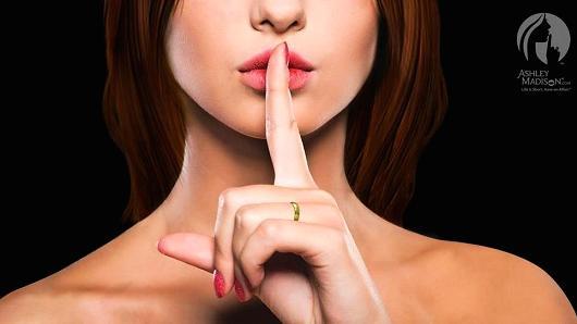 Ashley Madison promotes having an affair.