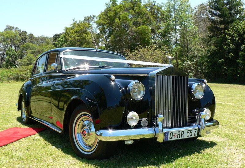 The Somerton Limousines vehicle called Elizabeth.