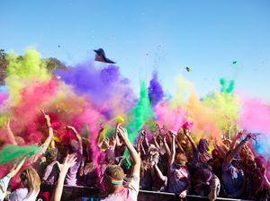 Color Run to make a big splash