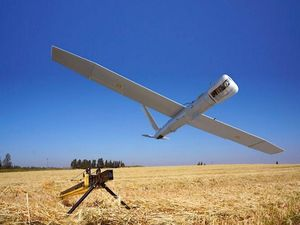 Drones join fight against wild pests