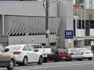 Teen stole items from police car on Toowoomba street