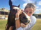 Netball captain Laura Geitz is the face of the Brisbane Ekka