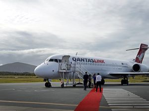 QRamp opens at airport