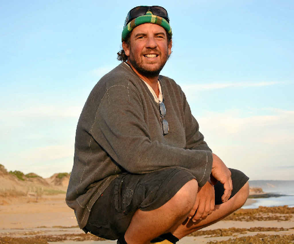 FULL OF LIFE: Greg Barrile was known for his smile and his laughter and will be sorely missed.