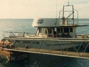 $1 million to be spent on new 1770 marina