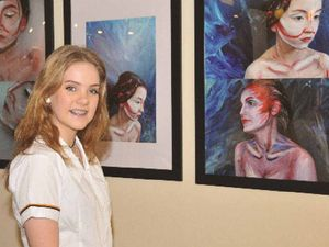 Young artists invited to exhibit in Golding Showcase
