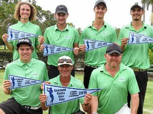 Golf: Bright future beckons for King of pennants