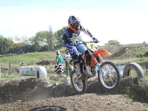 Our Hunter looking to clinch MX Nationals title at Coolum