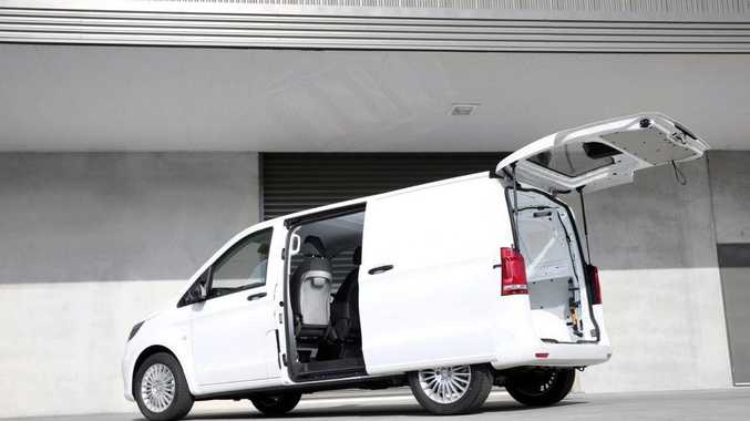 Mercedes-Benz has launched its Vito and Valente range.