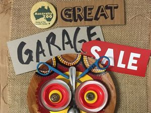Go wild and grab a bargain at Zoo's annual Great Garage Sale