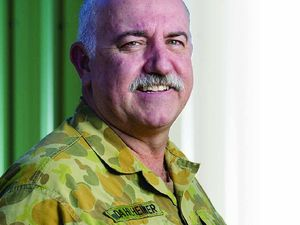 Gladstone military man nearly hits 3 decades of service