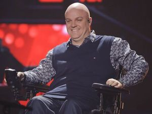 Shock exit from The Voice for Ipswich's Tim