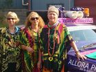 Allora's 'Happy Hippies' Debbie Meddleton, Kaye Wilson and Bev O'Halloran are currently on the road in the 2015 Great Endeavour Rally.