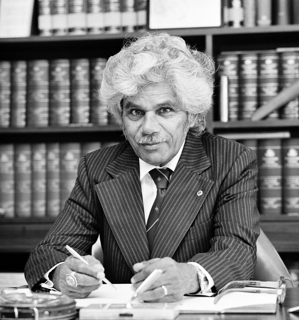Senator Neville Bonner was the first Indigenous member of parliament.