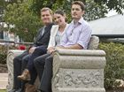 Memory of Toowoomba's MH17 victims set in stone
