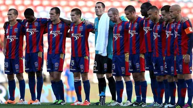 Newcastle Jets players will meet with football fans at Coffs Harbour next Tuesday.