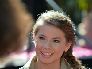 Bindi Irwin says grief caused a rift with grandfather Bob