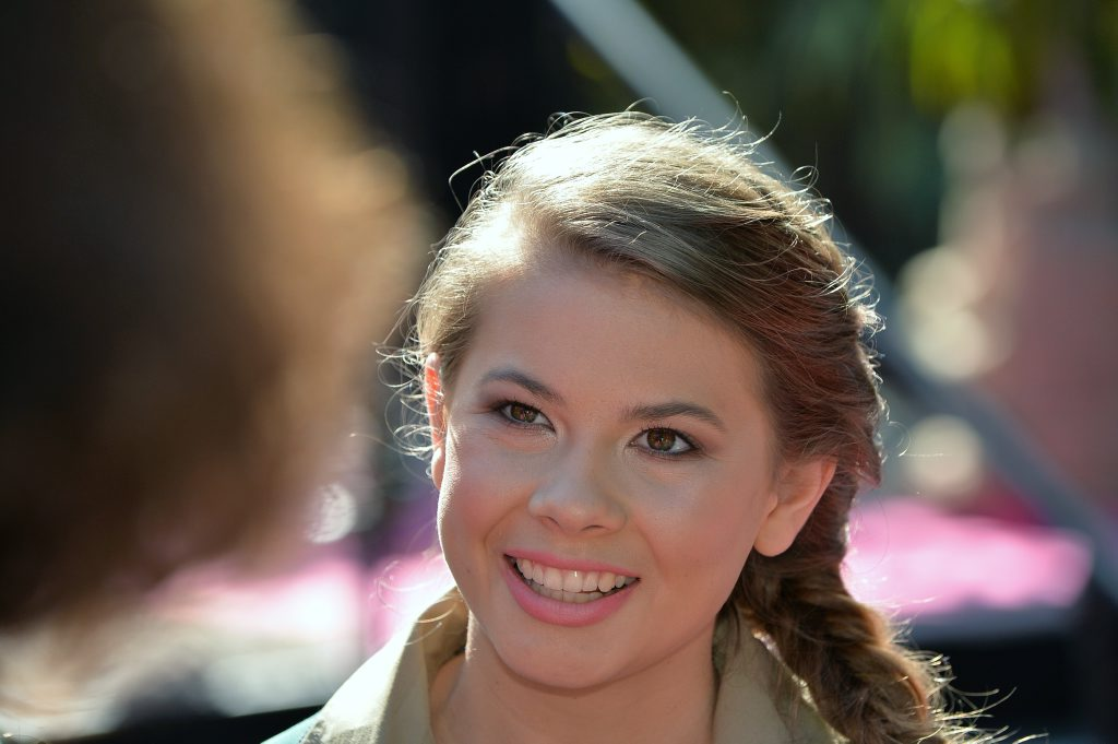 Bindi Irwin. Bindi Irwin's big 17th birthday at Australia Zoo. July 24, 2015. Photo Patrick Woods / Sunshine Coast Daily