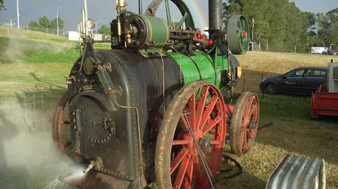 """TRACTION: Engines will be """"in steam"""" and operating with all the sounds and smells of their original conditions."""