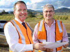 Madden repairs highway like he promised